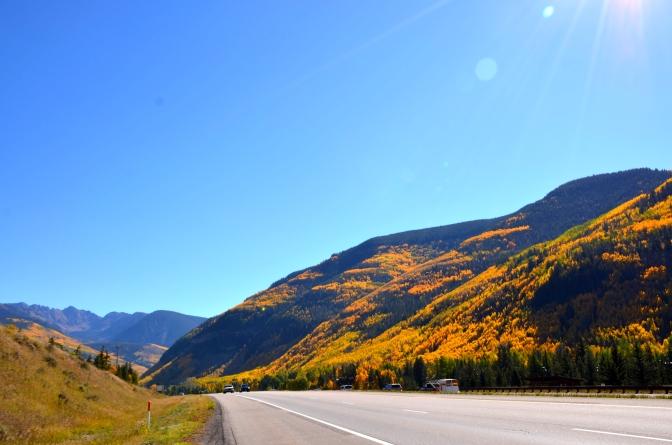 Scenic drive, Colorado, Scenic byway