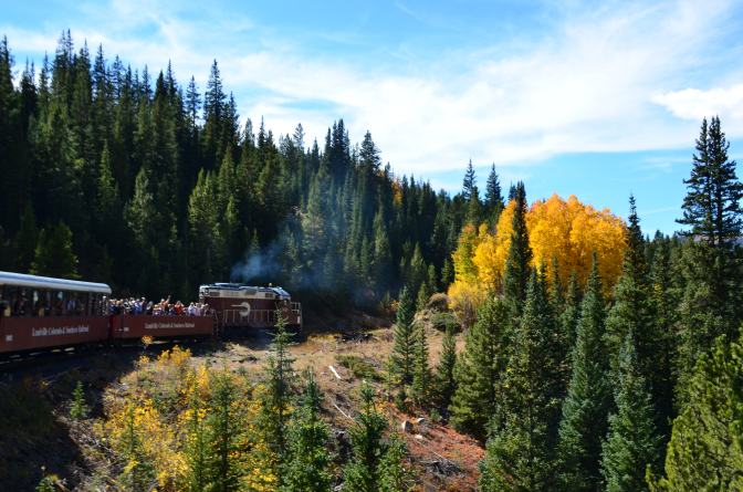 Leadville Train Ride