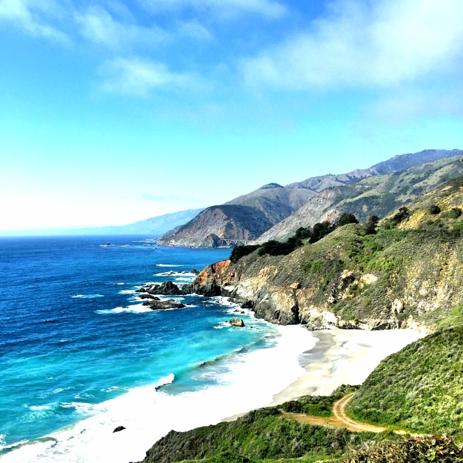 Big Sur, California, Road Trip, Highway 1