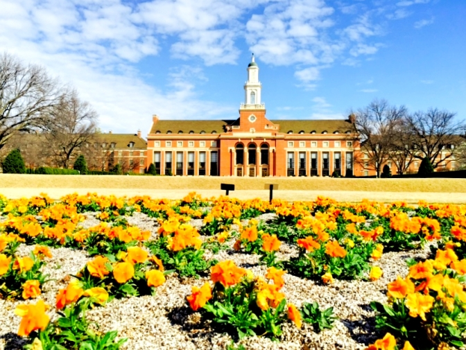Oklahoma State University, OSU, Route66