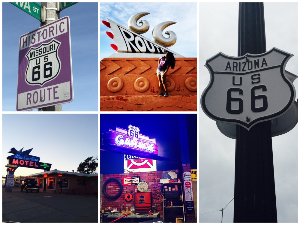 Get your kicks on Route 66 (1/6)