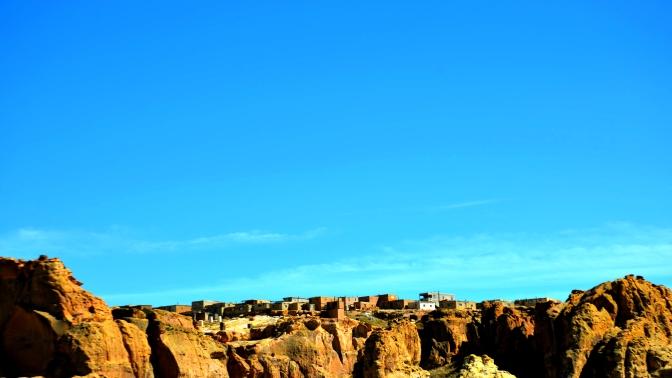 Sandstone Mesa, Acoma, NM