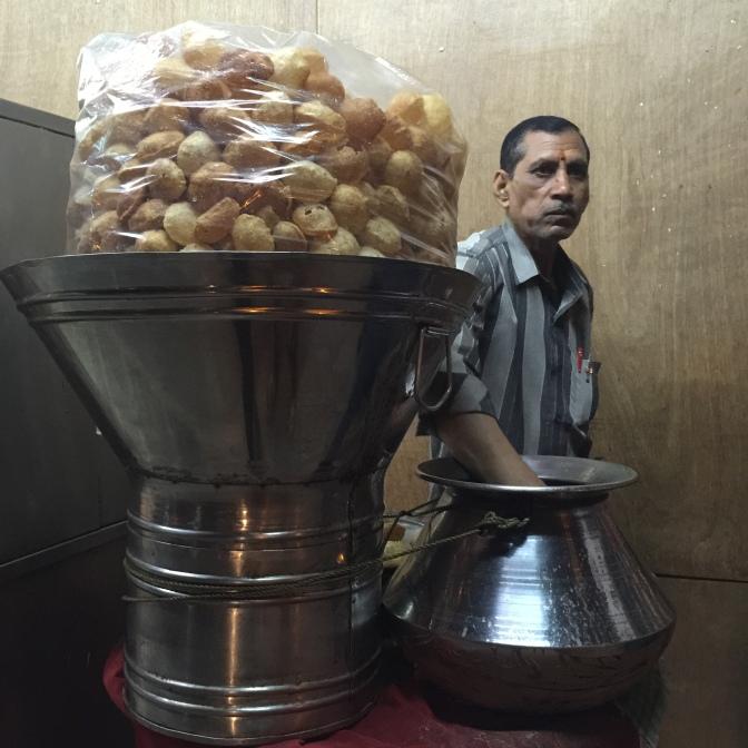golguppa, bangalore, street food
